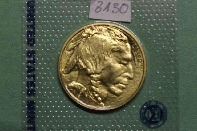 Münze 50 Dollar   USA  2015  American Buffalo 1 OZ.Gold Münze #3130